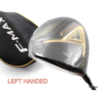 New Cobra F Max Driver 10.5º Graphite Regular Cover Left Handed F3299