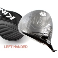 New Cobra King F8 Driver 9º-12º Graphite Regular Flex Left Handed Cover F3306