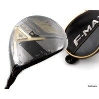 New Cobra F Max Offset 3 Wood 16º Graphite Seniors Flex Cover F3311