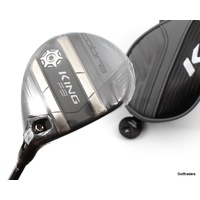 New Cobra King F8 7-8 Wood 21º-24º Graphite Seniors Flex Cover F3328