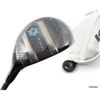 New Cobra King Ladies F8 4 Hybrid 22º Graphite Ladies Flex Cover F3366