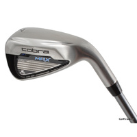 Cobra Max 7 Iron Graphite Regular Flex F3418