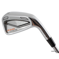Cobra King Forged TEC 7 Iron Steel Stiff Flex F3425