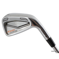 Cobra King Forged TEC 7 Iron Steel Regular Flex F3426