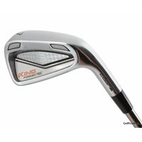 Cobra King Forged TEC 7 Iron Graphite Regular Flex F3427