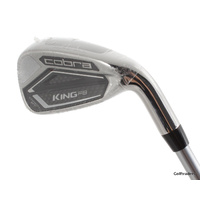 New Cobra King F8 7 Iron Graphite Seniors Flex F3429
