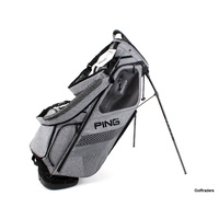 New Ping Hoofer Golf Stand Bag Heather Grey / Black F3458