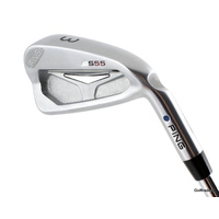 Ping S55 Blue Dot 3 Iron Steel Stiff Flex F3492