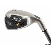 Callaway Big Bertha Fusion 6 Iron Graphite Firm Flex F3623