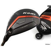 Cobra King Oversize 5-6 Hybrid 25º-28º Graphite Seniors Flex Cover F3724