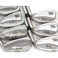 Snake Eyes Quick Strike Irons 4-PW Graphite Regular Flex F3760