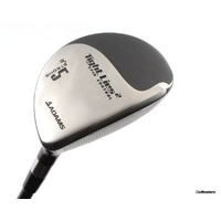 ADAMS TIGHT LIES STRONG 5 WOOD 19º GRAPHITE STIFF FLEX #F389
