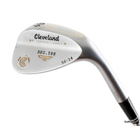 Cleveland Precision Forged REG 588 Sand Wedge 56.14 Steel Wedge Flex F4347