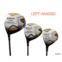 Wilson LCG Prostaff Set Driver 3,7 Wood Graphite/Steel Reg Flex Left Hand F4741