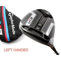 Taylormade M3 460 Driver 9.5º Graphite Regular Flex Cover Left Handed F4892