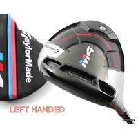 Taylormade M4 Driver 10.5º Graphite Regular Flex Cover Left Handed F4970