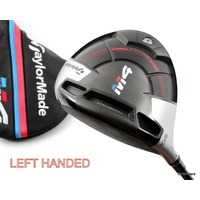 Taylormade M4 Driver 10.5º Graphite Regular Flex Cover Left Handed F4971