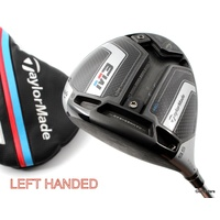 Taylormade M3 460 Driver 9.5º Graphite Stiff Flex Cover Left Handed F4982