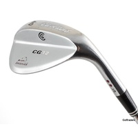 Cleveland CG12 60º Lob Wedge Steel Wedge Flex New Grip F5453