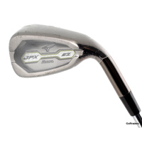 New Mizuno JPX EZ 7 Iron Steel Regular Flex New Grip F5541
