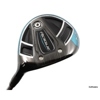 Callaway Ladies Rogue 11 Fairway Wood 25° Graphite Ladies Flex F5825