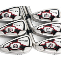 Wilson Staff D-200 Irons 5-PW Graphite Regular Flex F5858