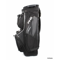 New Ping 191 Pioneer Golf Cart Bag Black F5968