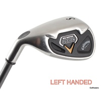 Callaway Big Bertha Fusion Sand Wedge 56° Graphite Firm Flex Left Handed F6012