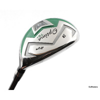 PGF OPTIMA TS+ 3 HYBRID 21º GRAPHITE REGULAR FLEX - NEW #F816