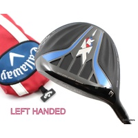 CALLAWAY XR16 3 WOOD GRAPHITE ATMOS 5 REGULAR FLEX +COVER -LH -NEW GRIP #F921