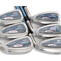 New Founders Club Ladies Irons 6-PW, SW Graphite Ladies Flex G2128