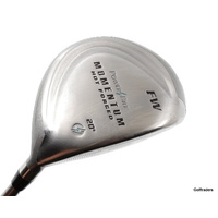 Powerbilt Momentum Hot Forged 5 Wood 20° Graphite Ladies Flex New Grip G3544