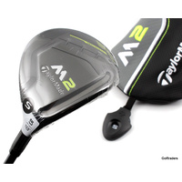 New Taylormade M2 2017 Fairway 5 Wood 18º Graphite Stiff Flex Cover G407