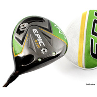 Callaway Epic Flash Sub Zero Driver 9º Graphite Stiff Flex Cover G5280