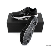 New Adidas CP Traxion Boa Mens Golf Shoes Black Size 9.5US H1185