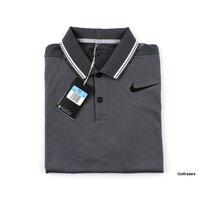 New Nike Golf Men's Dri-Fit Modern Fit Golf Shirt 833075 021 Size M H1467
