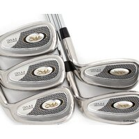 Prosimmon Oversize MC Irons 7-PW, SW Steel Regular Flex H1480