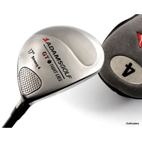 Adams Golf GT Tight Lies Strong 4 Fairway Wood 17º Graphite Reg Flex HC H2263