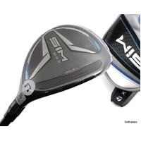 New Taylormade Sim Max 6 Hybrid 28º Graphite Regular Flex Cover H2456