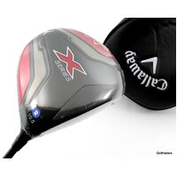 New Callaway X Series Driver 10.5º Graphite Regular Flex Cover H248