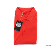 New Nike Golf Men's Dri-Fit Standard Fit Golf Shirt 725518 852 Size M H2828
