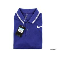 New Nike Golf Men's Dri-Fit Modern Fit Golf Shirt 833075 512 Size M H2833