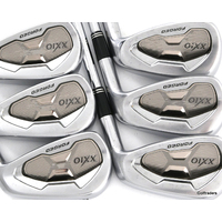 XXIO Forged Irons 5-PW Steel Stiff Flex H2969