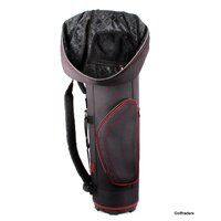 Fortress Golf Combo Travel Gol Bag Black - Used H312