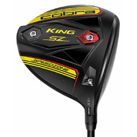New Cobra King SZ Yellow / Black Driver 10.5º Graphite Regular HC Tool H3309