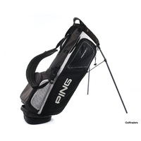 Ping Hoofer 14 Golf Stand Bag Charcoal / White / Black - Used H3928