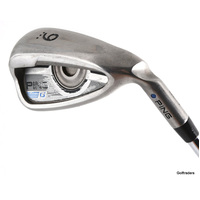 Ping G Series Blue Dot 9 Iron Steel Stiff Flex H4137