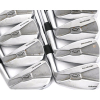 Callaway Prototype Irons 3-PW Steel Stiff Flex New Grip H4250