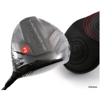 New Cleveland Launcher HB Turbo Driver 9º Graphite Stiff Flex Cover H4320
