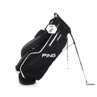 New Ping Hoofer Golf Stand Bag 201 - Black H4324